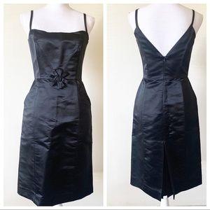 Milly Black MIDI Dress Size 2